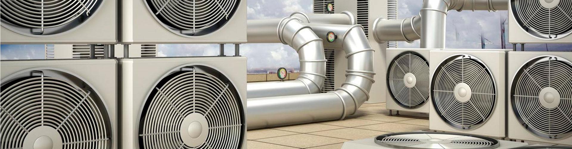 Instalación de climatización y calefacción